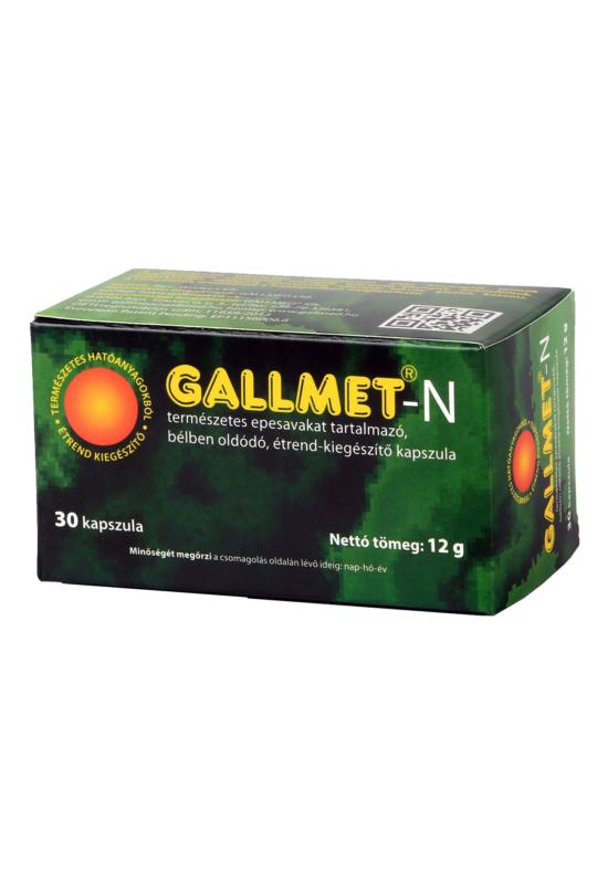 gallmet-n-kapszula-30db